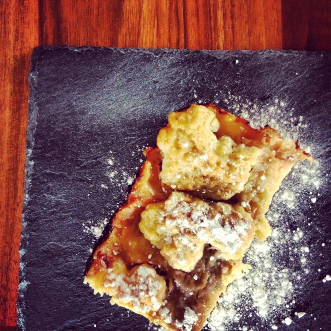 Rhubarb pie recipe, Galway food blog