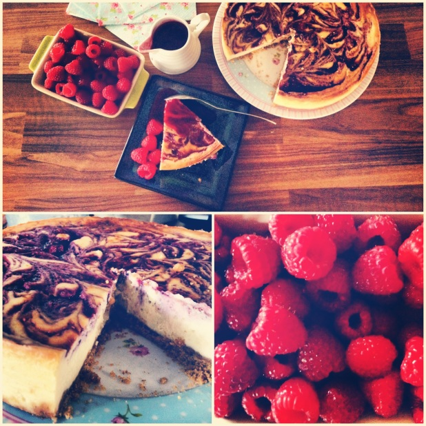 Ireland blogger cheesecake recipe