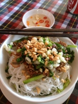 Salad at Mermaid, Hoi an, Vietnam