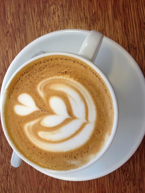 Coffee at 3fe in Dublin, Third Floor Espresso Dubin