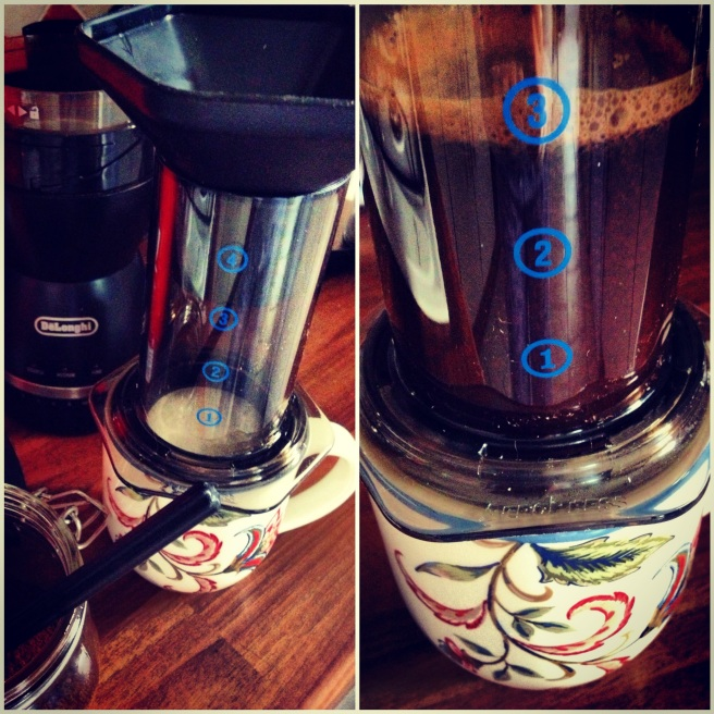 Brewing coffee at home, Grind your coffee, Whole beans coffee