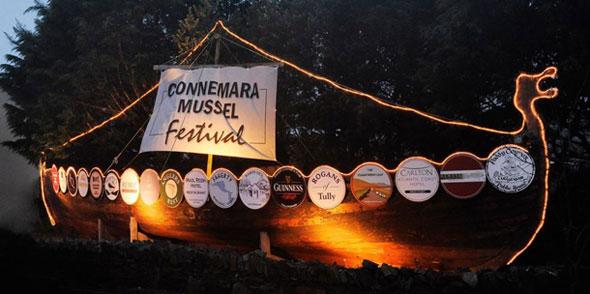 Connemara Mussle Festival 2014