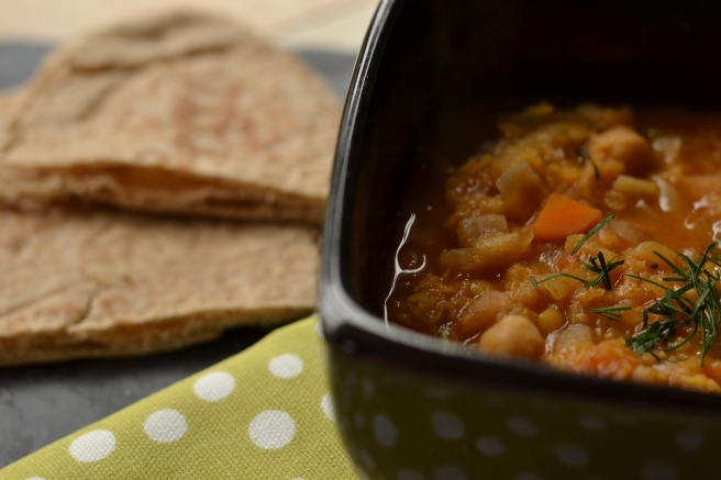chickpea and lentils soup recipe, delicious lentils soup recipe