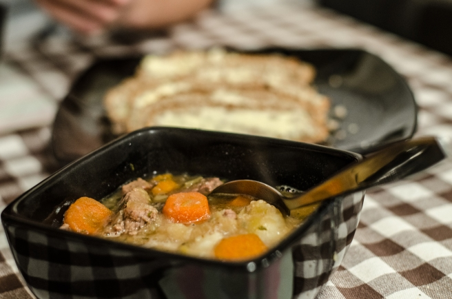 Irish Stew Recipe. Traditional Irish Stew. Galway Food Blog.