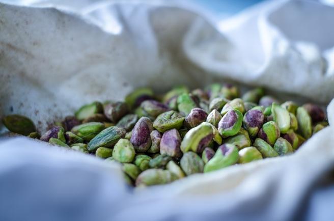 Cassata Siciliana - pistachios
