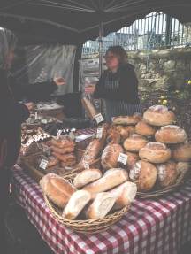 Sunday Market at People's Park, Dun Laoghaire