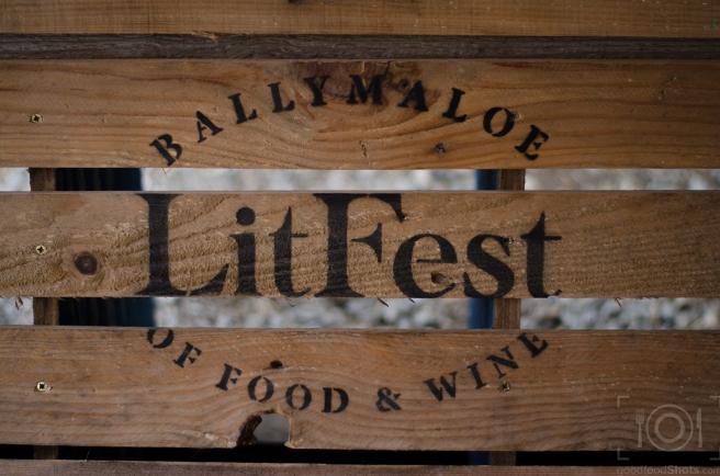 Ballymaloe Lit fest 2014 Food and Wine Festival