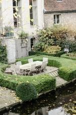Bruges, Garden