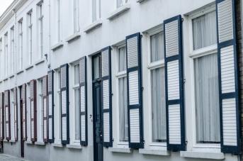 Bruges, Street
