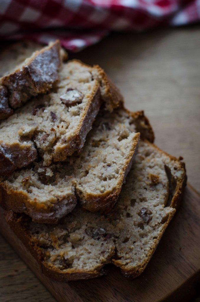Banana bread recipe Ireland Dublin Blog