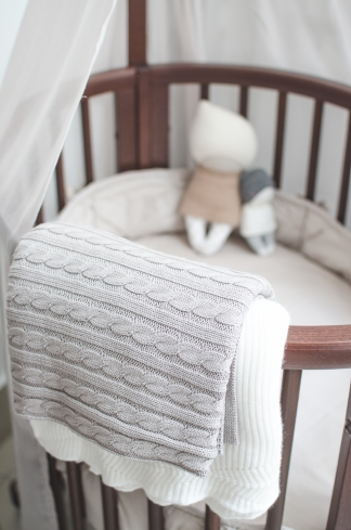 Effi & Jollein baby blankets